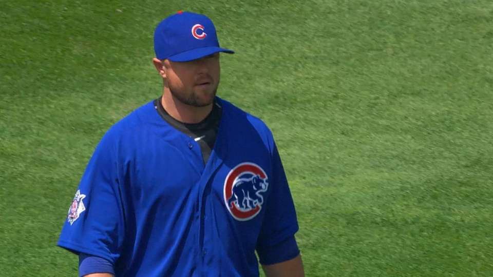 Lester's strong outing