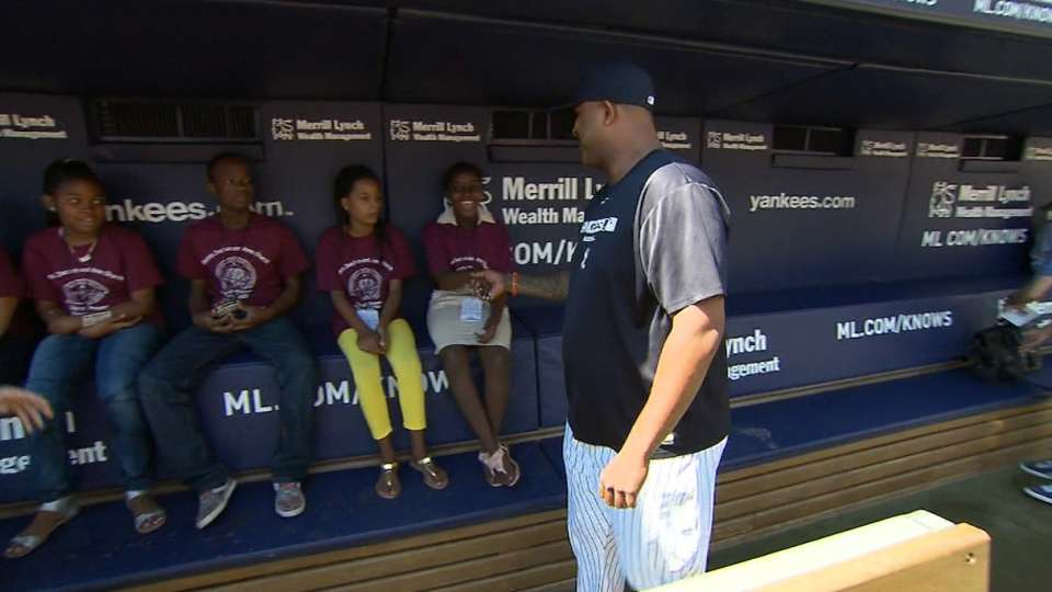 Yankees HOPE Week 2011