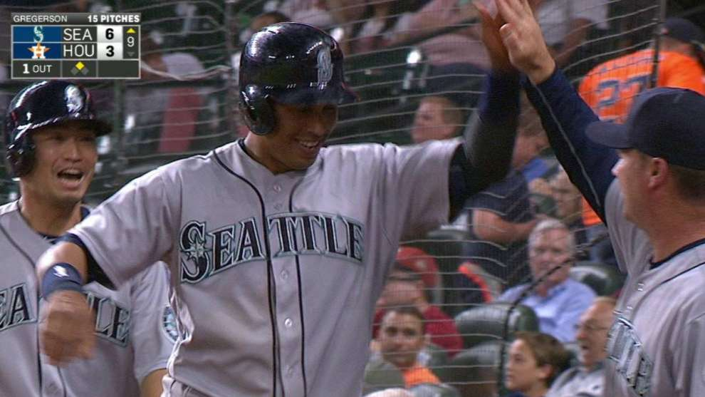 cf1c911453f Clubhouse chemistry has helped Mariners roll