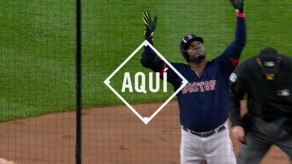 AQUI: Ortiz dispara su HR 510