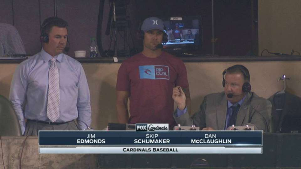 Schumaker on life after baseball