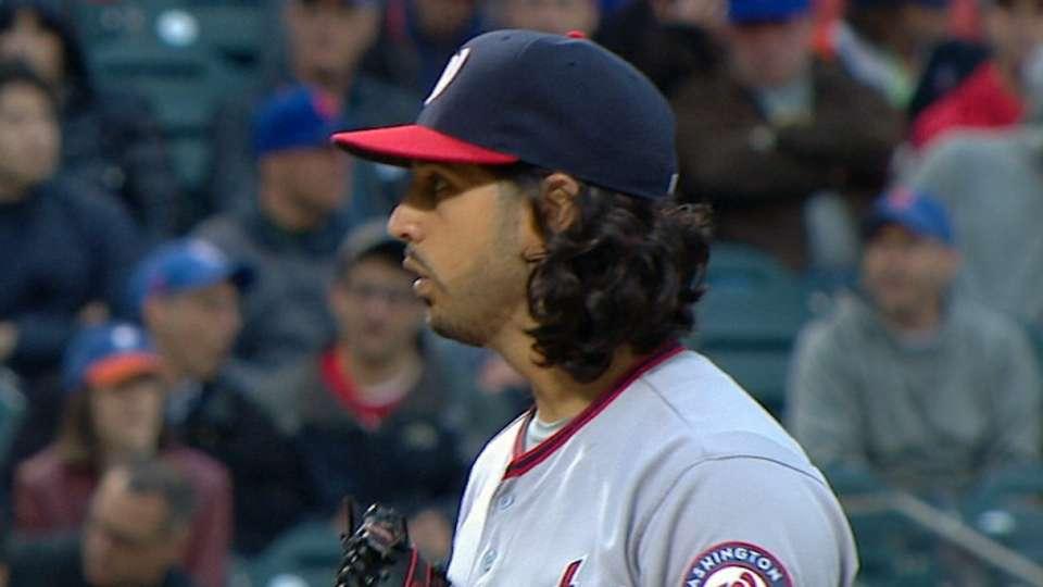 Gonzalez's fantastic start