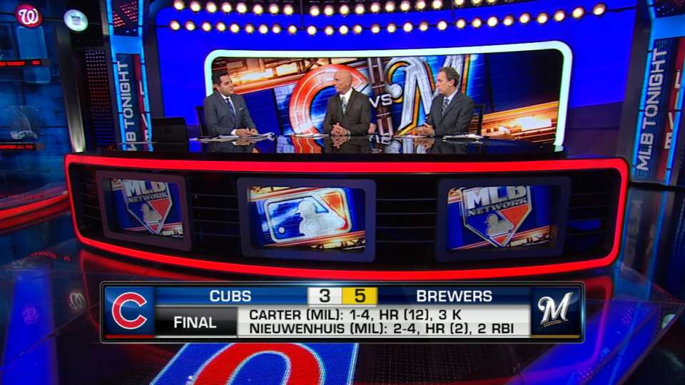 MLB Tonight on Cubs