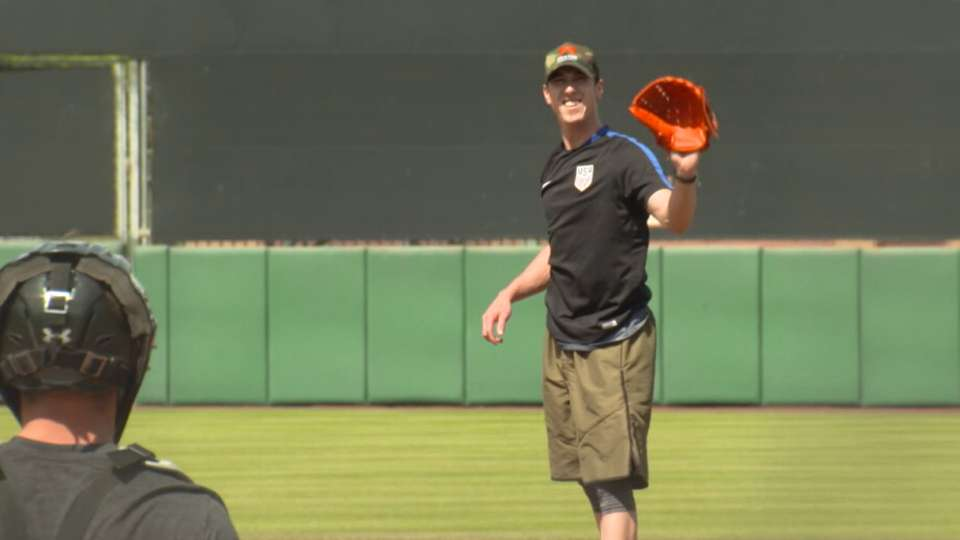 Lincecum on joining the Angels