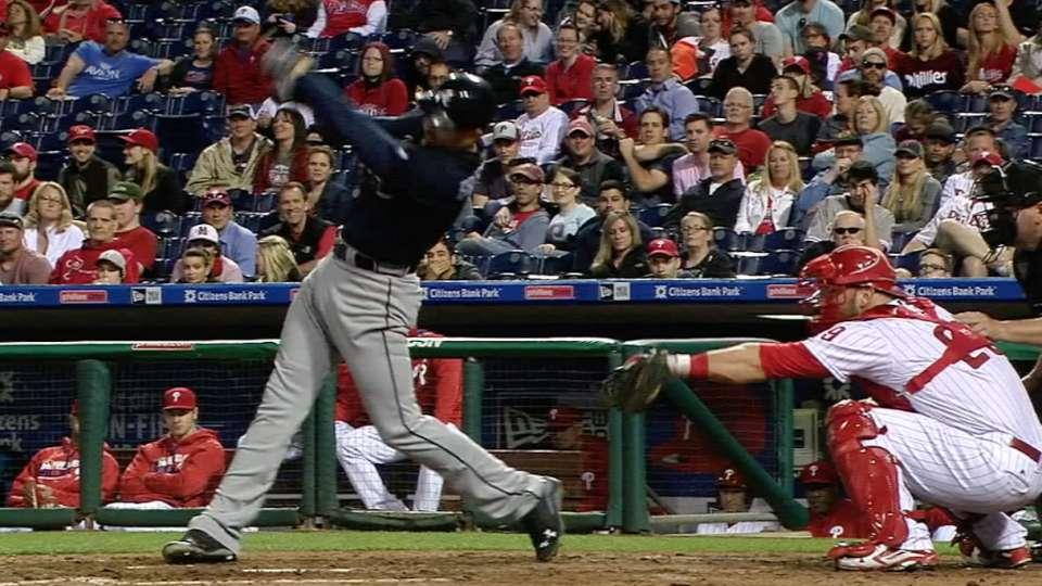 Freeman's two two-run homers