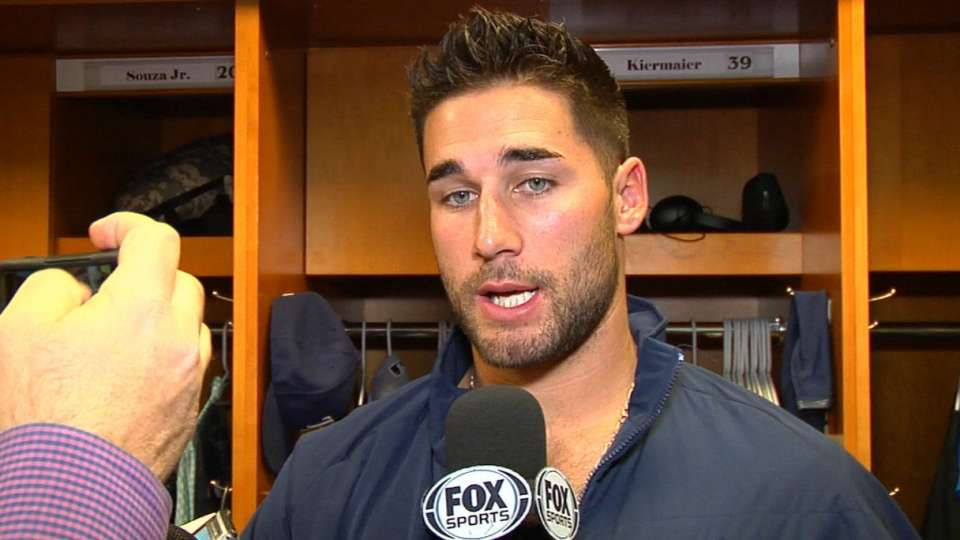 Rays on losing Kiermaier