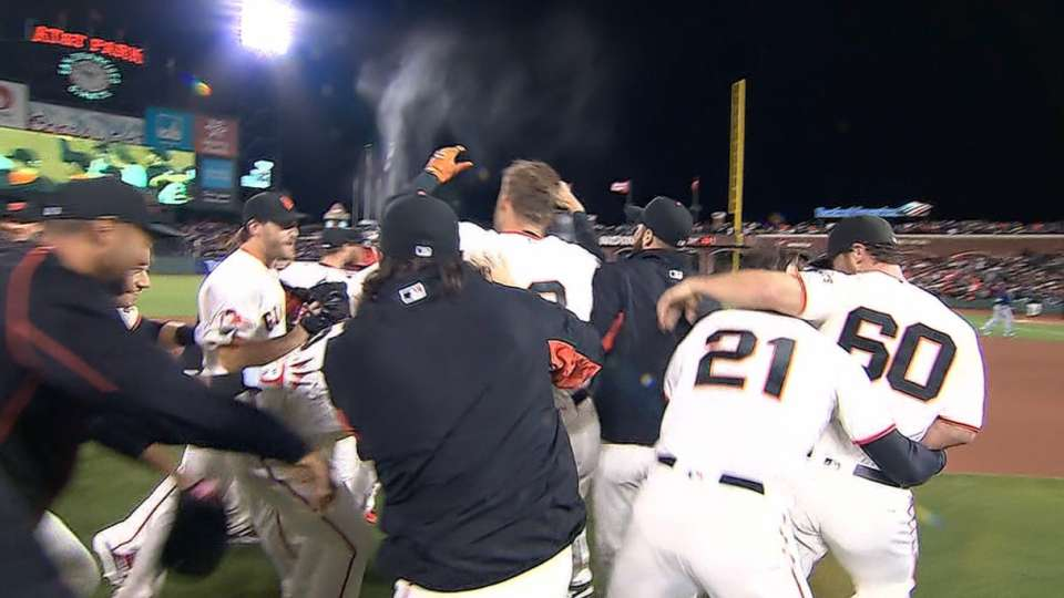Must C: Pence's walk-off bloop