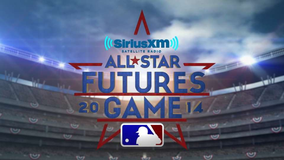 7/13/14: All-Star Futures Game