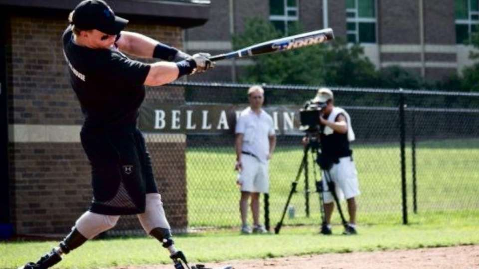 Wounded Warrior Amputee Softball