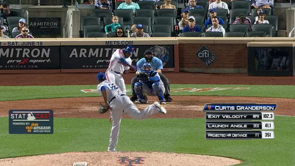 MLB Plus: Granderson's homer