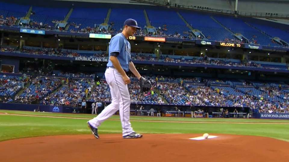Odorizzi's seven strong innings