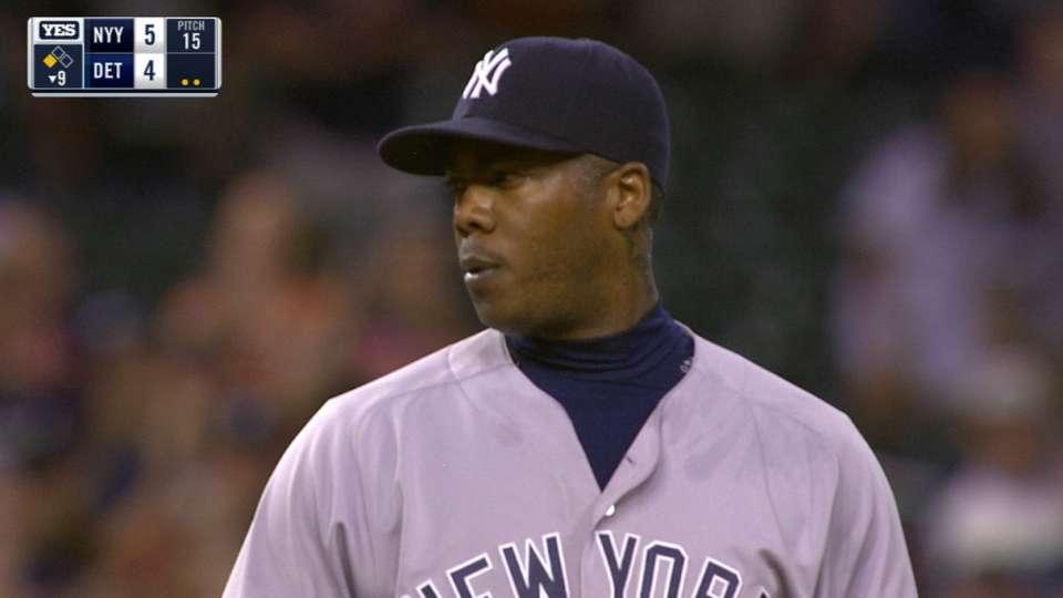 Chapman sella el triunfo Yankee