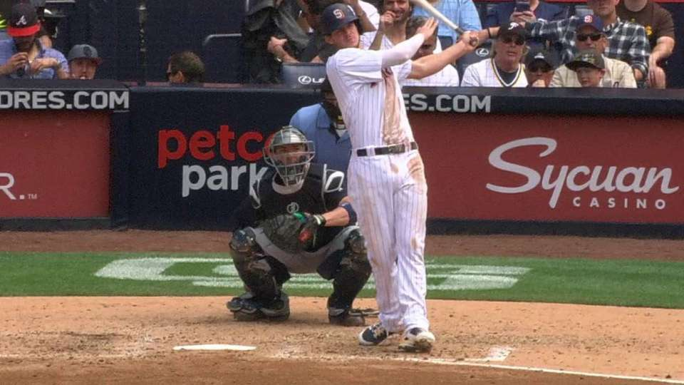 Myers' second homer