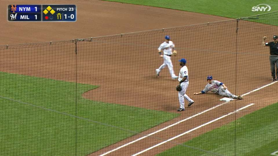 Must C: Mets take lead in 11th