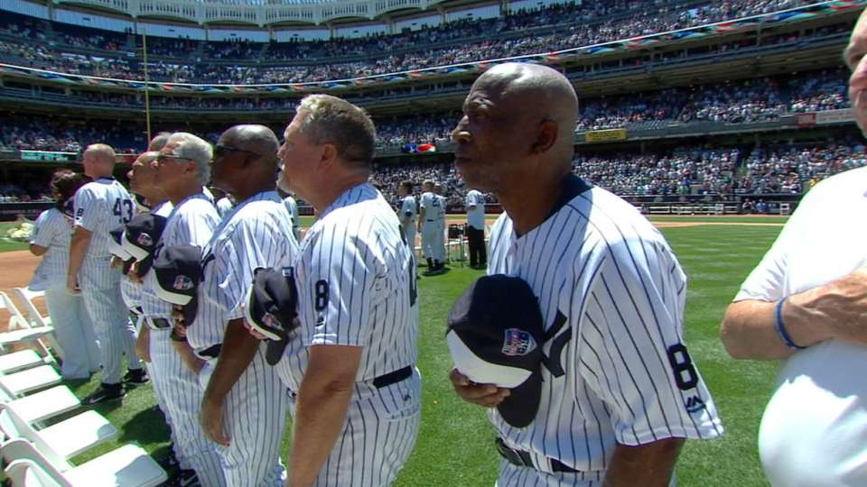 70th annual Old-Timers' Day