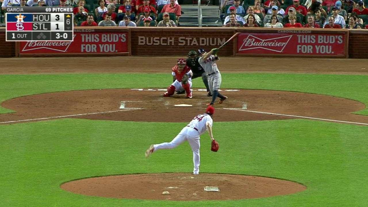 Astros se impusieron a Cardenales detrás de Doug Fister