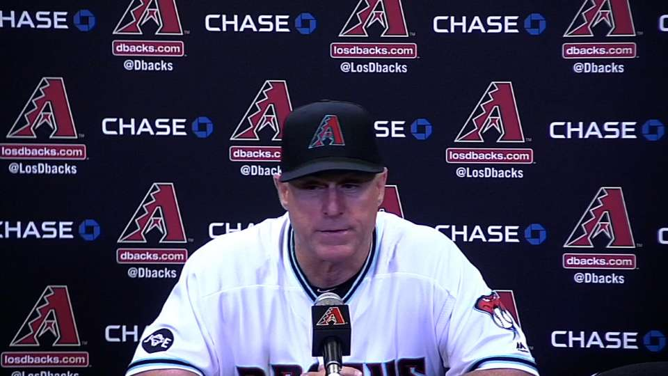 Hale on 7-4 loss to Dodgers
