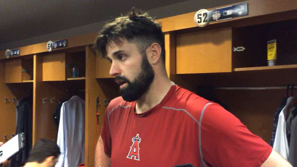 Shoemaker on one-run loss