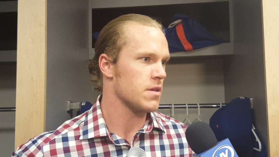 Syndergaard on elbow scare