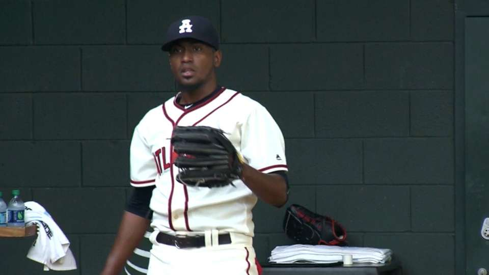 Teheran's eight shutout innings