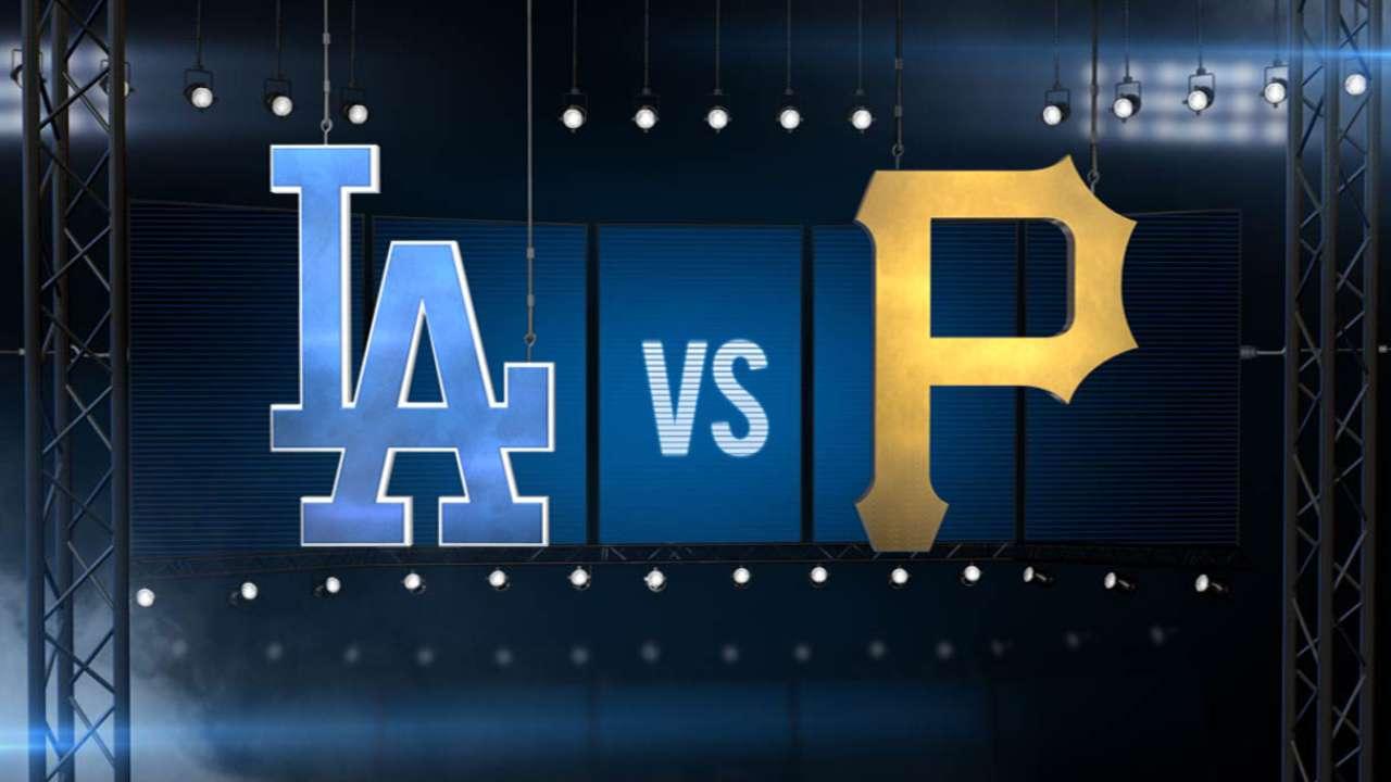 Recap Lad 1 Pit 6 06252016 Los Angeles Dodgers
