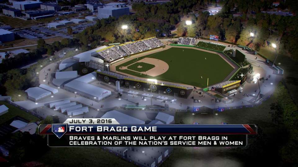 MLB Tonight on Fort Bragg Game