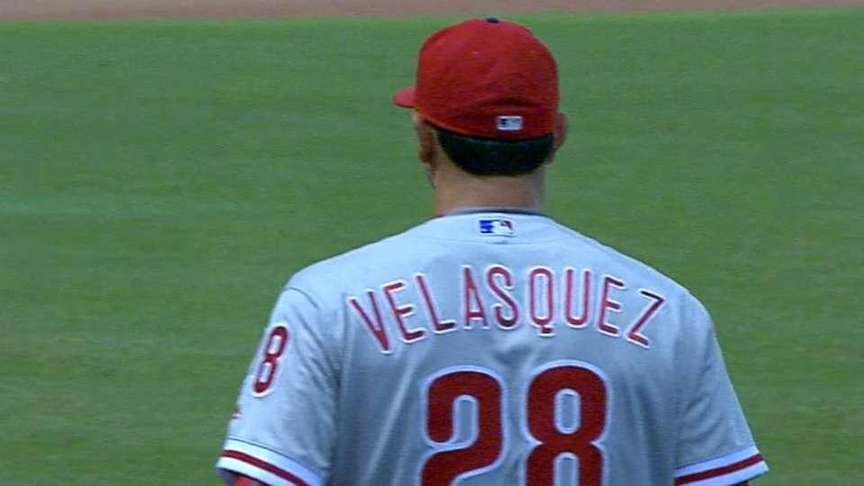 Velasquez's scoreless start