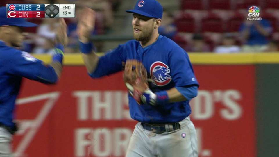 Zobrist leaps, turns DP