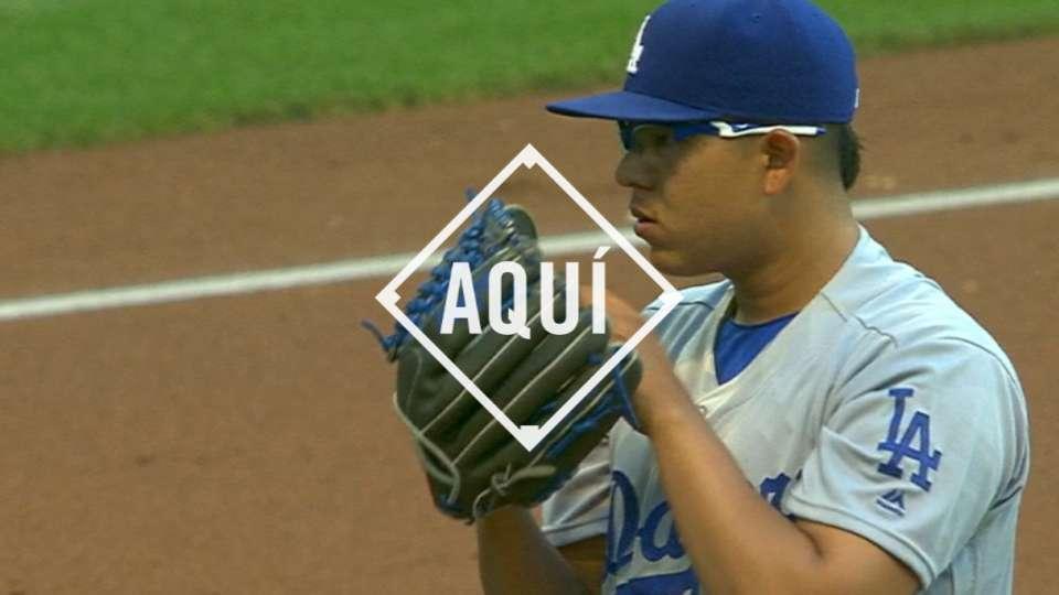 #AQUI: Urias gana primer juego