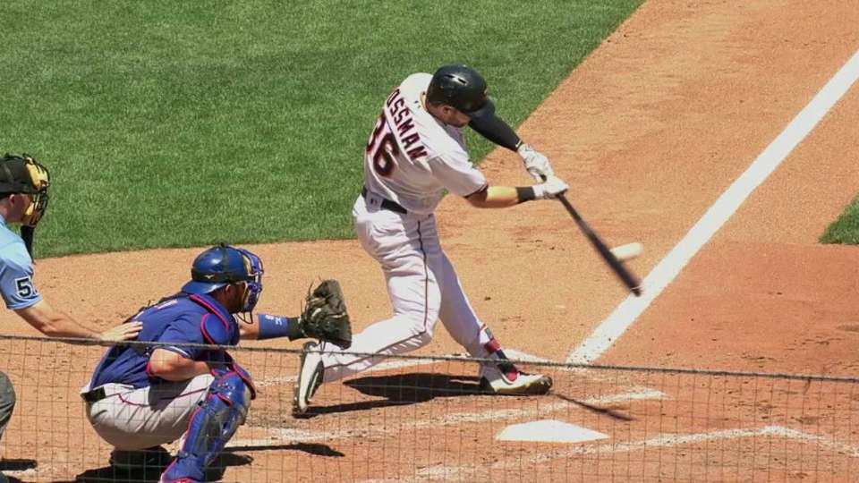 Grossman's RBI single