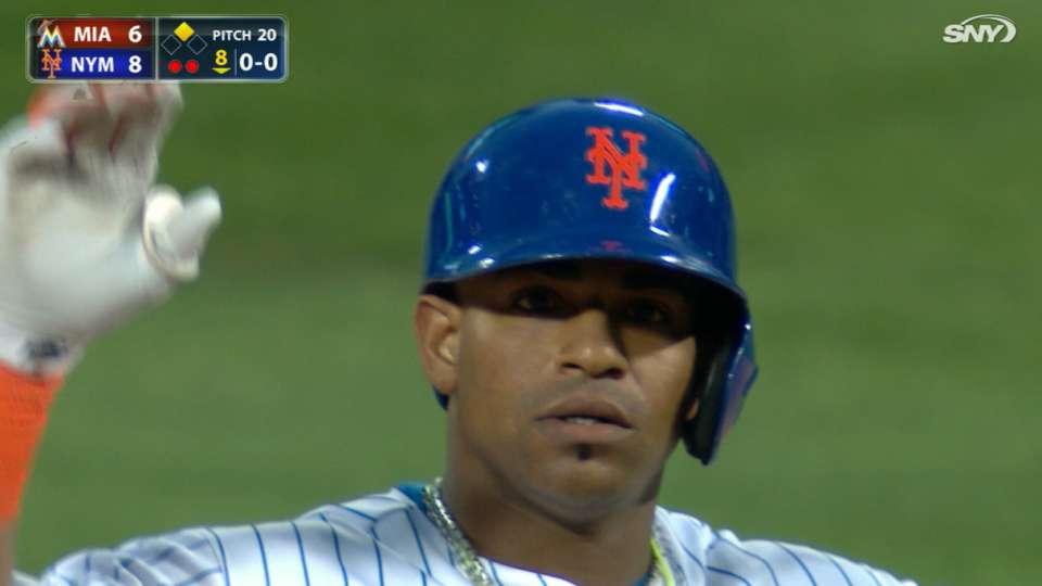 Cespedes le da ventaja a Mets