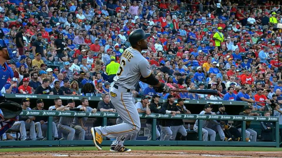 Marte an NL Final Vote candidate