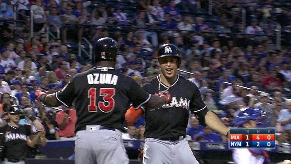 Stanton's go-ahead home run