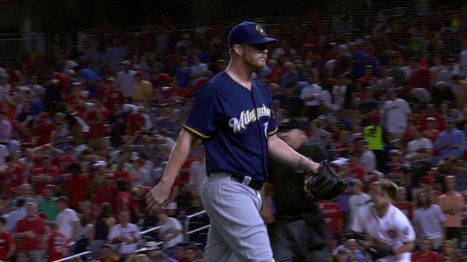Smith gets Harper looking