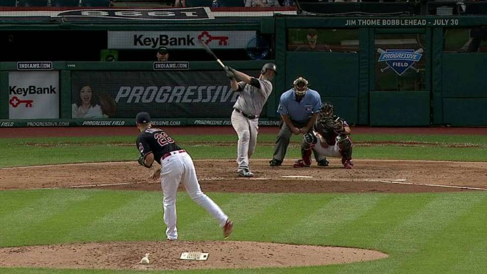 McCann's solo homer to left