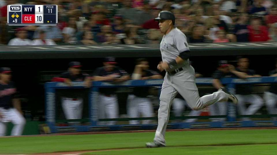 McCann's RBI double in the 9th