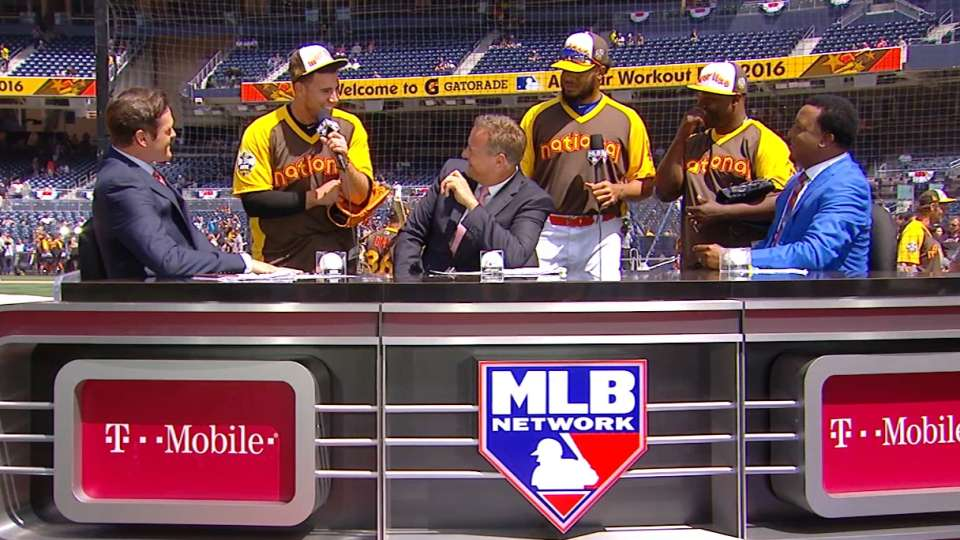 Pitchers join MLB Tonight