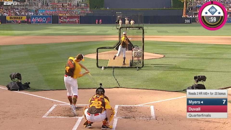 Myers' 431-foot big fly