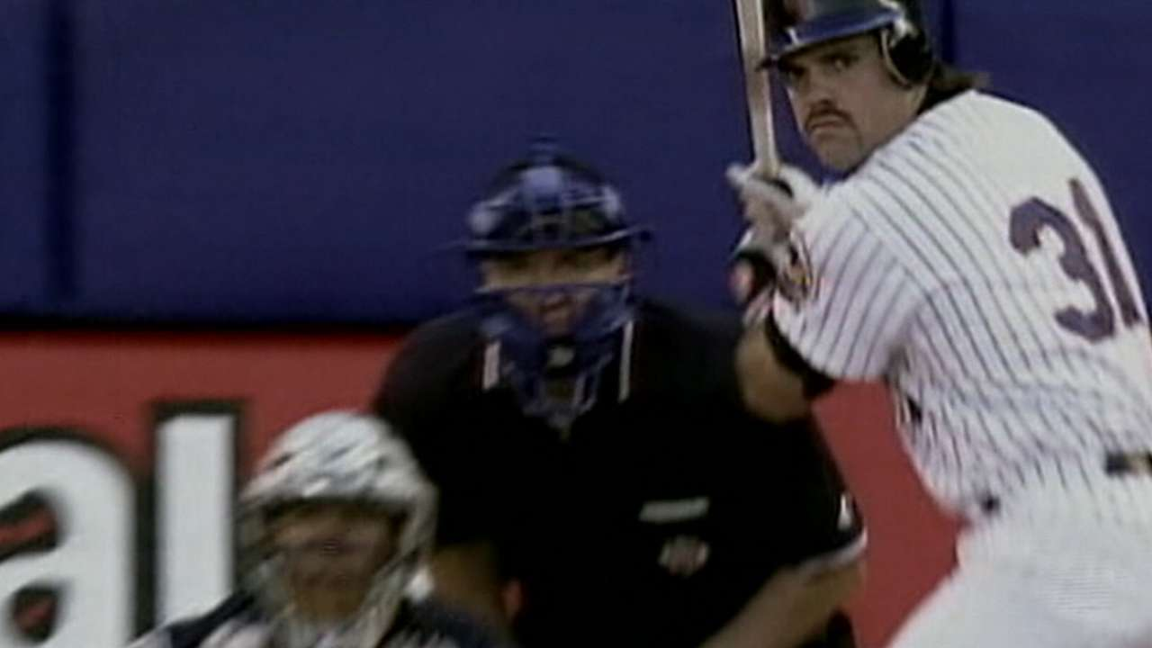 76add47bb 10 facts about Mike Piazza HOF career