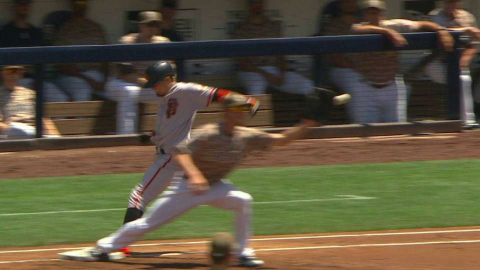Giants challenge Pena out call