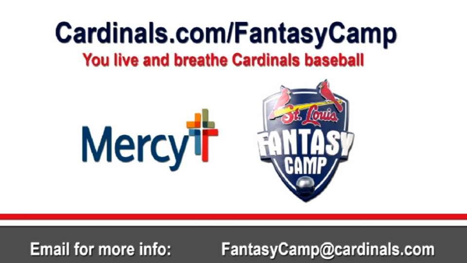 Cardinals 2015 Fantasy Camp