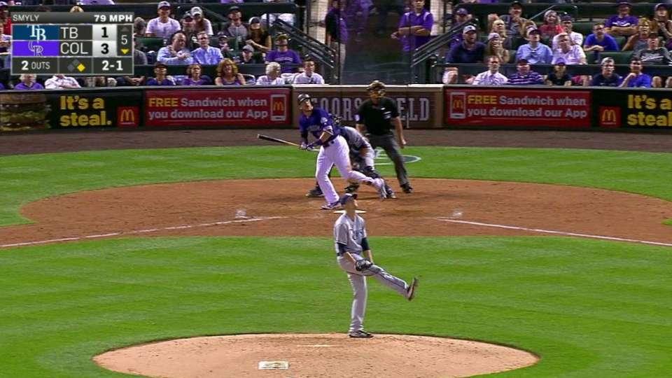 Story's two-run homer