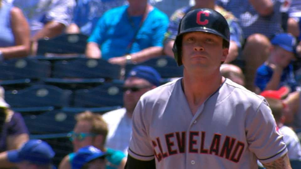 Naquin's huge offensive day