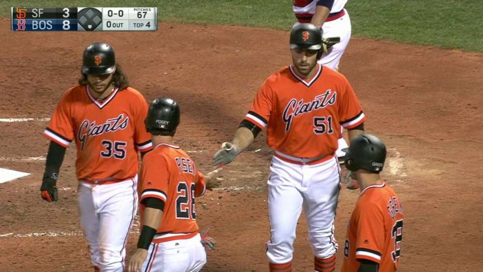 Williamson's three-run homer
