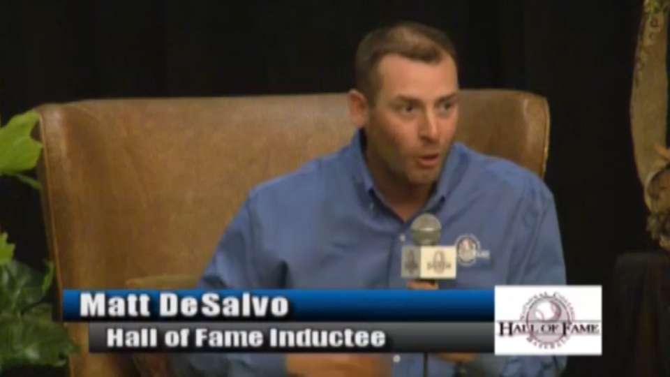 College Baseball HOF: DeSalvo