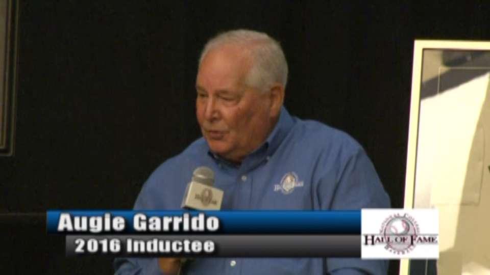 College Baseball HOF: Garrido