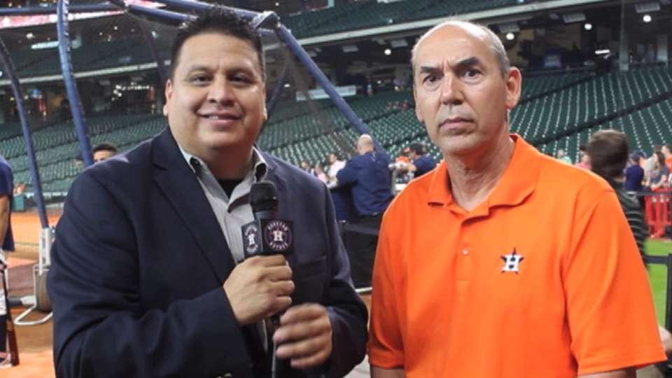 Contacto Con Los Astros: Altuve