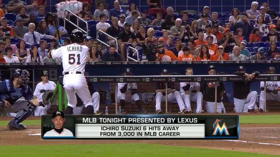 MLB Tonight on Ichiro's legacy