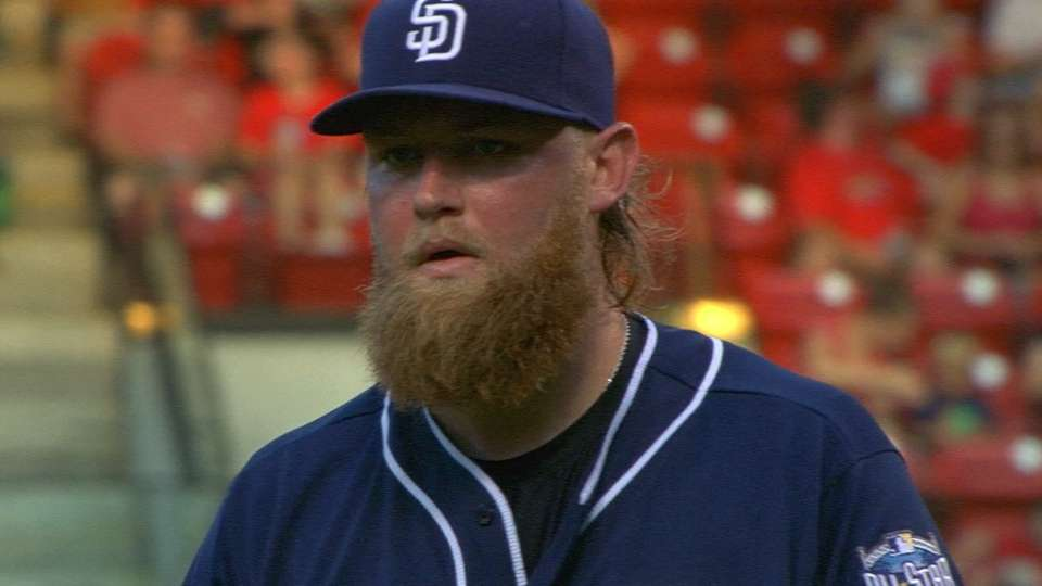 Cashner holds Cards to one run