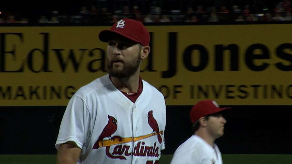 Wacha holds Dodgers to two runs